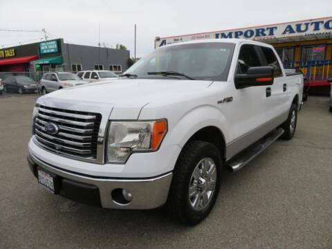 2010 Ford F-150 for sale at Import Auto World in Hayward CA