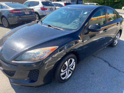 2012 Mazda MAZDA3 for sale at Best Choice Auto Sales in Methuen MA