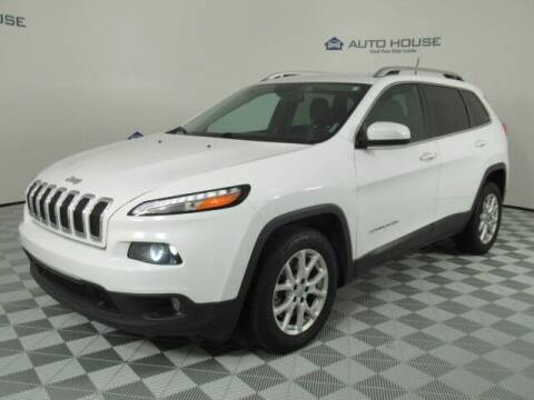 2018 Jeep Cherokee for sale at Curry's Cars Powered by Autohouse - Auto House Tempe in Tempe AZ