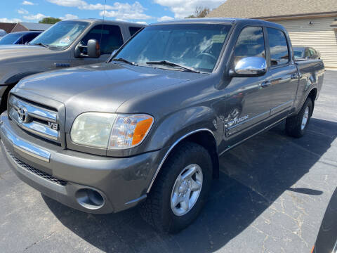 2006 Toyota Tundra for sale at MARK CRIST MOTORSPORTS in Angola IN