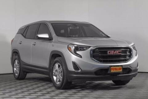 2018 GMC Terrain for sale at Chevrolet Buick GMC of Puyallup in Puyallup WA