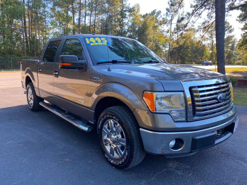 2012 Ford F-150 for sale at B & M Car Co in Conroe TX