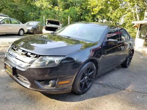 2011 Ford Fusion for sale at The Car House in Butler NJ
