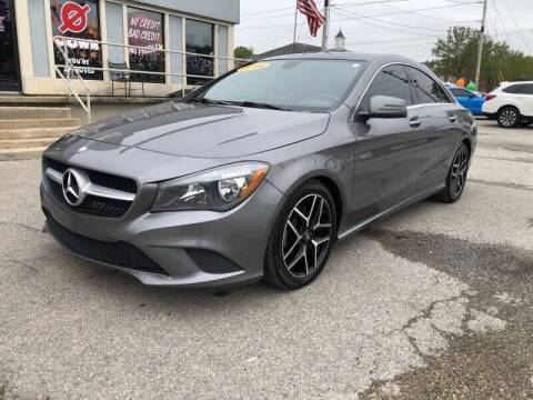 2016 Mercedes-Benz CLA for sale at Bagwell Motors in Lowell AR