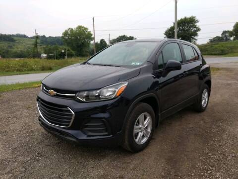 2021 Chevrolet Trax for sale at G & H Automotive in Mount Pleasant PA