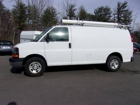 2014 Chevrolet Express Cargo for sale at Mark's Discount Truck & Auto Sales in Londonderry NH