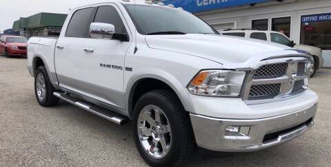 2012 RAM Ram Pickup 1500 for sale at Perrys Certified Auto Exchange in Washington IN