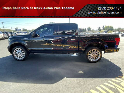 2018 Ford F-150 for sale at Ralph Sells Cars at Maxx Autos Plus Tacoma in Tacoma WA