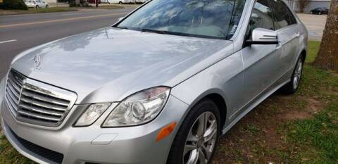 2010 Mercedes-Benz E-Class for sale at Yep Cars in Dothan AL