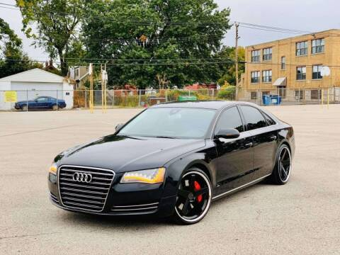 2013 Audi A8 for sale at ARCH AUTO SALES in St. Louis MO