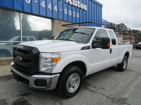 2015 Ford F-250 Super Duty for sale at Southern Auto Solutions - Georgia Car Finder - Southern Auto Solutions - 1st Choice Autos in Marietta GA