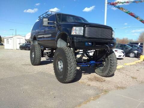 2000 Ford Excursion for sale at DK Super Cars in Cheyenne WY