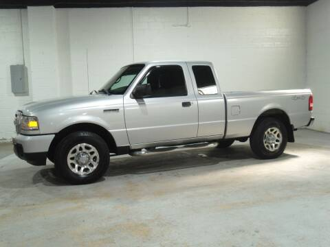 2011 Ford Ranger for sale at Ohio Motor Cars in Parma OH