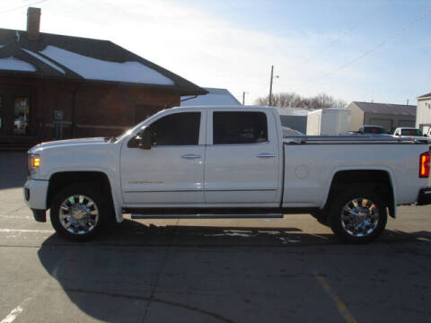 2015 GMC Sierra 2500HD for sale at Quality Auto Sales in Wayne NE