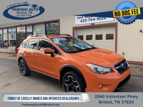 2014 Subaru XV Crosstrek for sale at PARKWAY AUTO SALES OF BRISTOL in Bristol TN