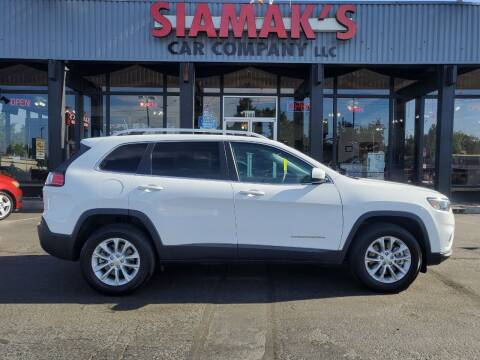 2019 Jeep Cherokee for sale at Siamak's Car Company llc in Salem OR