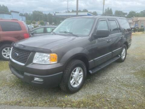 2006 Ford Expedition for sale at MILLENNIUM MOTORS INC in Monroe WA
