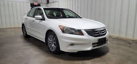 2012 Honda Accord for sale at Matt Jones Motorsports in Cartersville GA