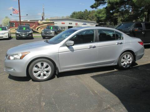 2009 Honda Accord for sale at Home Street Auto Sales in Mishawaka IN