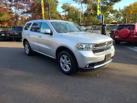 2011 Dodge Durango for sale at Universal Auto Sales in Salem OR