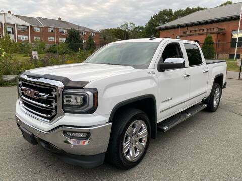 2018 GMC Sierra 1500 for sale at Broadway Motoring Inc. in Arlington MA