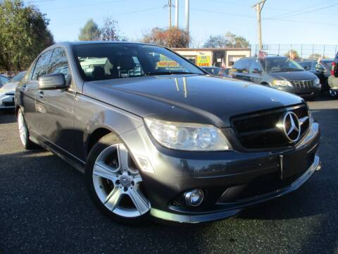 2010 Mercedes-Benz C-Class for sale at Unlimited Auto Sales Inc. in Mount Sinai NY