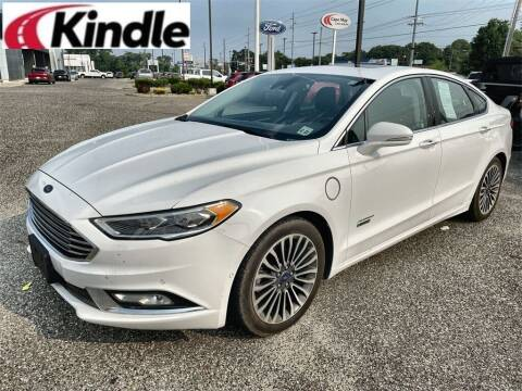 2017 Ford Fusion Energi for sale at Kindle Auto Plaza in Cape May Court House NJ