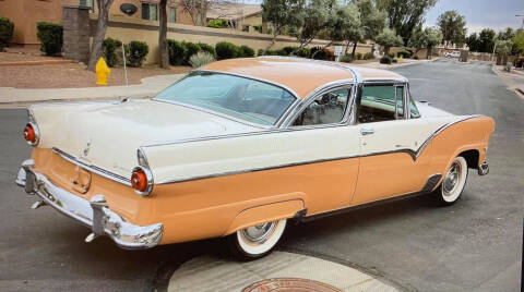 1955 Ford Fairlane for sale at Bayou Classics and Customs in Parks LA