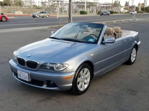 2006 BMW 3 Series for sale at California Auto Deals in Sacramento CA