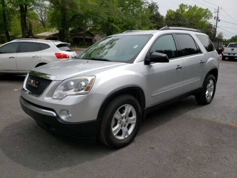2010 GMC Acadia for sale at Curtis Lewis Motor Co in Rockmart GA