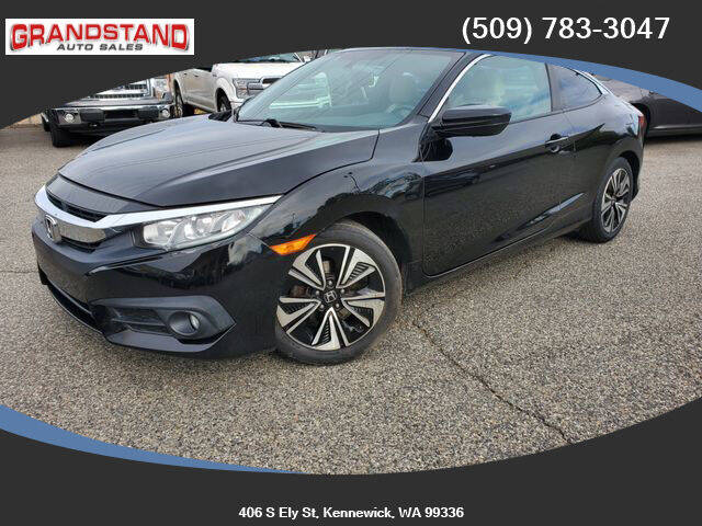 2016 Honda Civic for sale at Grandstand Auto Sales in Kennewick WA
