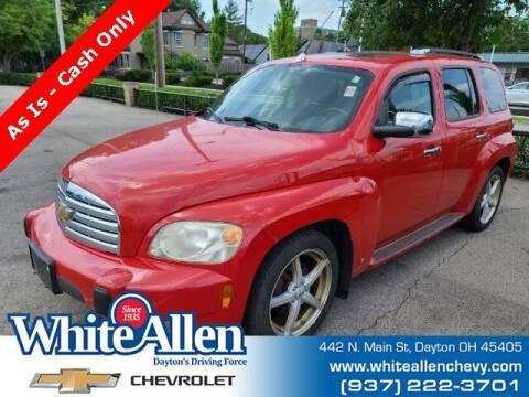 2008 Chevrolet HHR for sale at WHITE-ALLEN CHEVROLET in Dayton OH