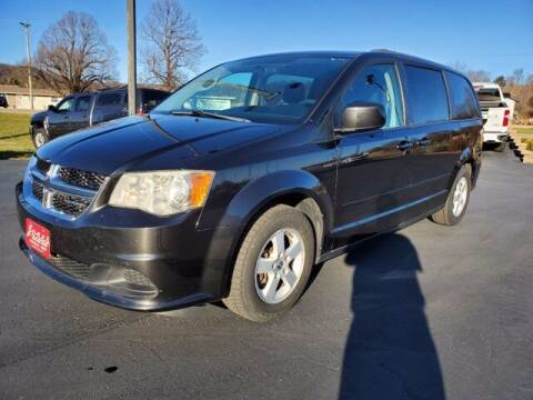 2012 Dodge Grand Caravan for sale at Jones Chevrolet Buick Cadillac in Richland Center WI