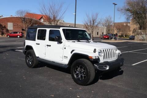 2018 Jeep Wrangler Unlimited for sale at Auto Collection Of Murfreesboro in Murfreesboro TN