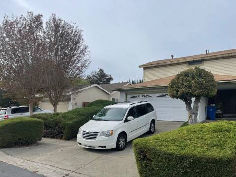 2010 Chrysler Town and Country for sale at Blue Eagle Motors in Fremont CA