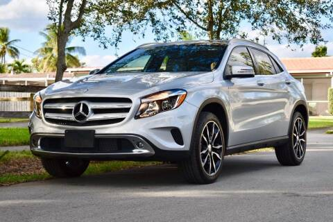 2017 Mercedes-Benz GLA for sale at HIGH PERFORMANCE MOTORS in Hollywood FL