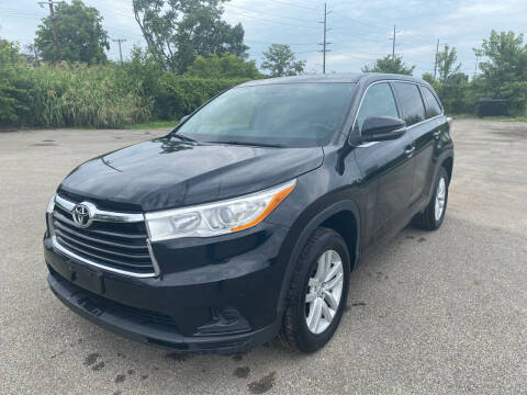2014 Toyota Highlander for sale at Mr. Auto in Hamilton OH