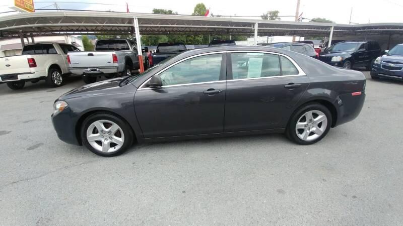2012 Chevrolet Malibu for sale at Lewis Used Cars in Elizabethton TN