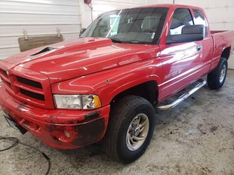 1999 Dodge Ram Pickup 1500 for sale at Jem Auto Sales in Anoka MN