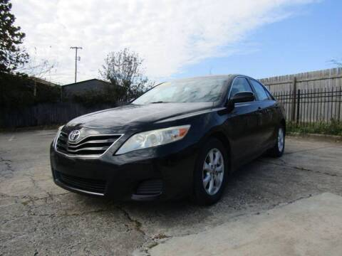 2011 Toyota Camry for sale at A & A IMPORTS OF TN in Madison TN