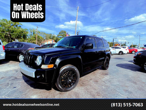 2007 Jeep Patriot for sale at Hot Deals On Wheels in Tampa FL
