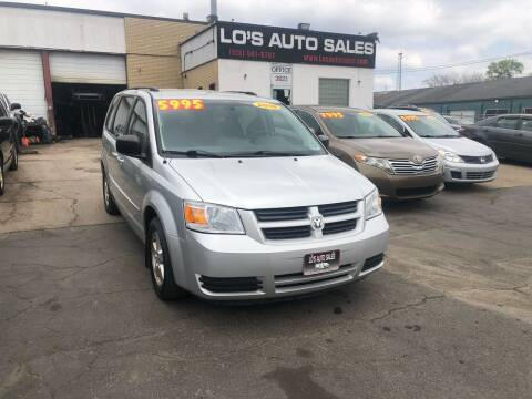 2010 Dodge Grand Caravan for sale at Lo's Auto Sales in Cincinnati OH