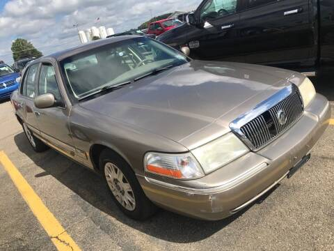 2004 Mercury Grand Marquis for sale at Trocci's Auto Sales in West Pittsburg PA