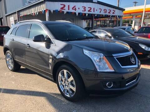 2012 Cadillac SRX for sale at East Dallas Automotive in Dallas TX