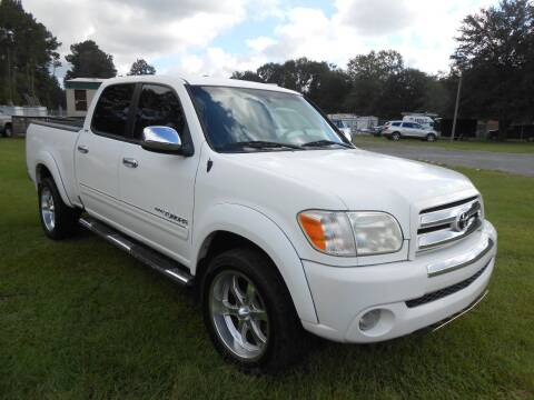 2006 Toyota Tundra for sale at Jeff's Auto Wholesale in Summerville SC