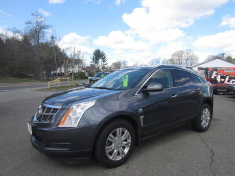 2012 Cadillac SRX for sale at Auto Choice of Middleton in Middleton MA