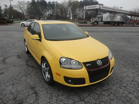 2007 Volkswagen Jetta for sale at HAPPY TRAILS AUTO SALES LLC in Taylors SC