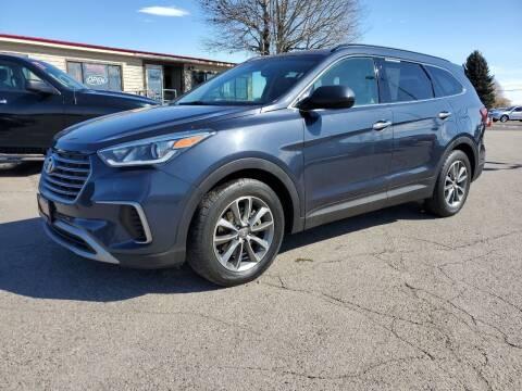 2017 Hyundai Santa Fe for sale at Revolution Auto Group in Idaho Falls ID