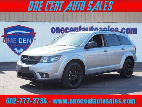 2018 Dodge Journey for sale at One Cent Auto Sales in Glendale AZ