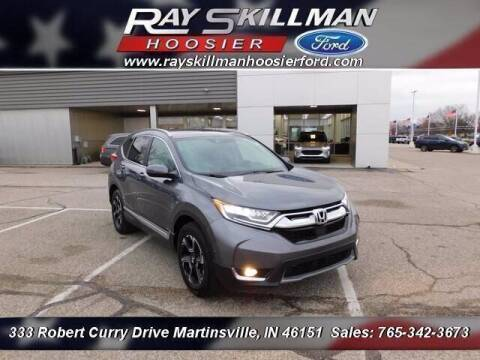 2018 Honda CR-V for sale at Ray Skillman Hoosier Ford in Martinsville IN